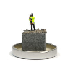 Jimmy Cauty Bedtime for Banksy Jam Jar 2