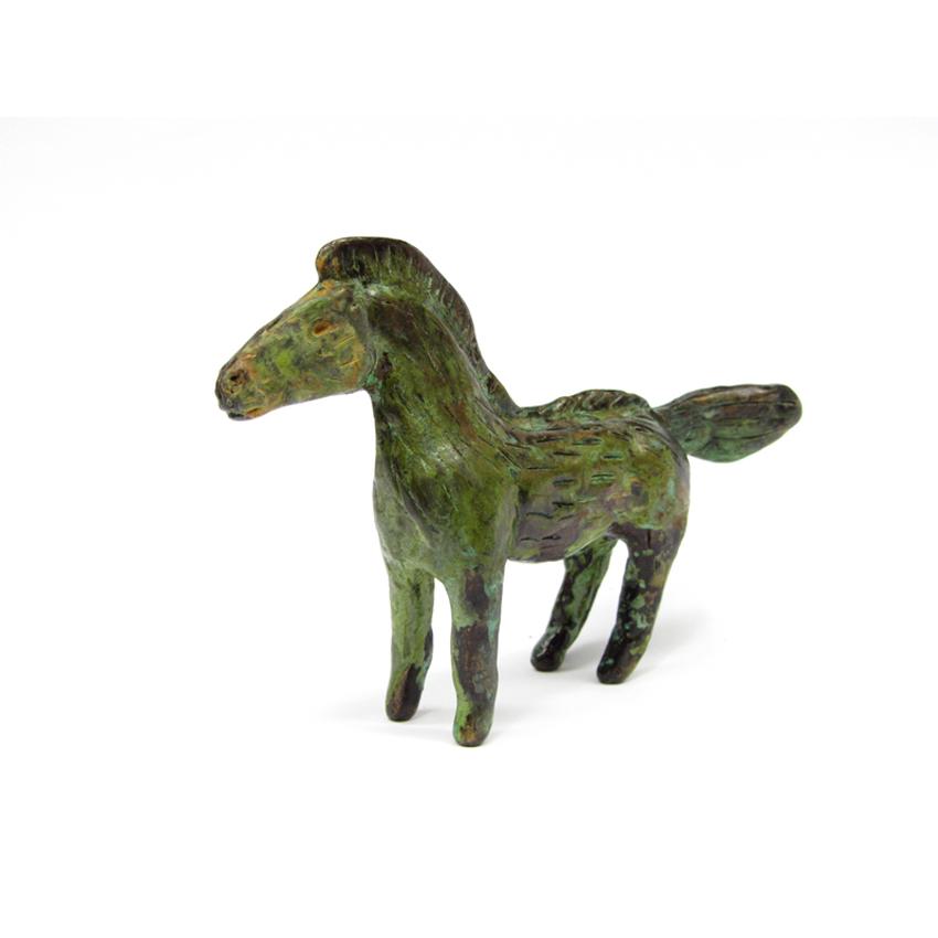 billy childish ice age horse 1