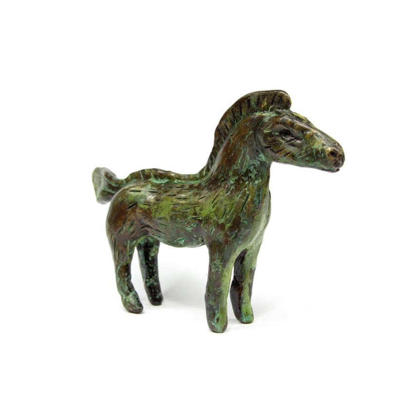 billy childish ice age horse 2