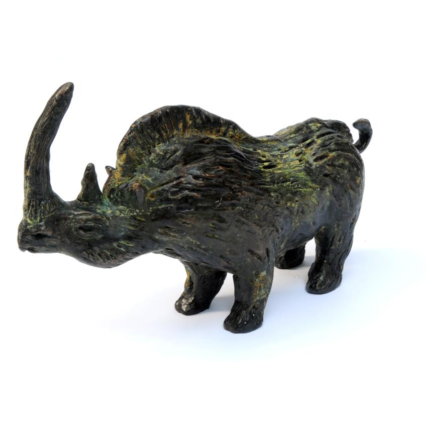 billy childish woolly rhino 1