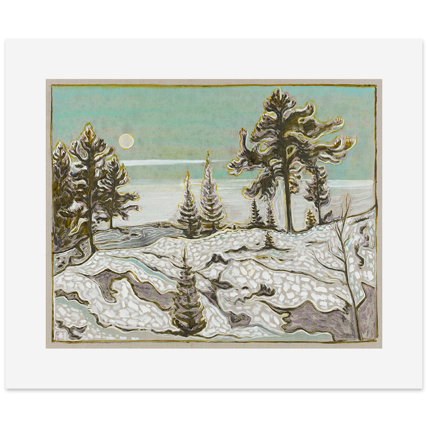 BillyChildish-moon_and_pine_trees-fw