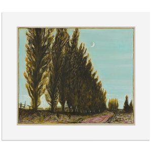 BillyChildish-moon_and_poplar_trees-fw
