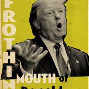 Billy Childish TRUMP_2nd_edition