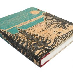 Billy Childish unbegreiflich aber gewiss woodcut cover book front