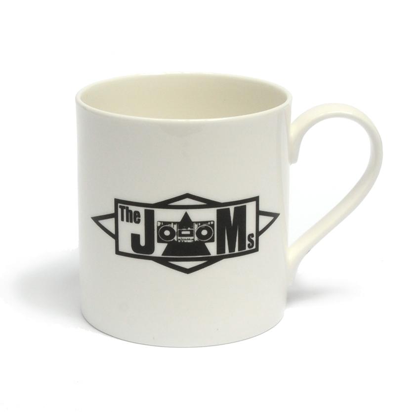 The JAMs 2023 mug back