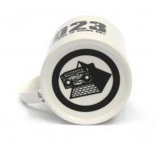 The JAMs 2023 mug bottom