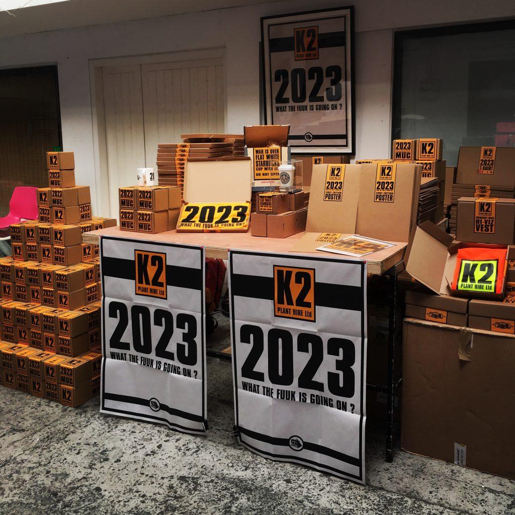 K2 Dead Perch Merch 2023 The Jams