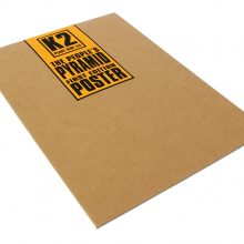 The JAMs People's Pyramid Poster Packaging