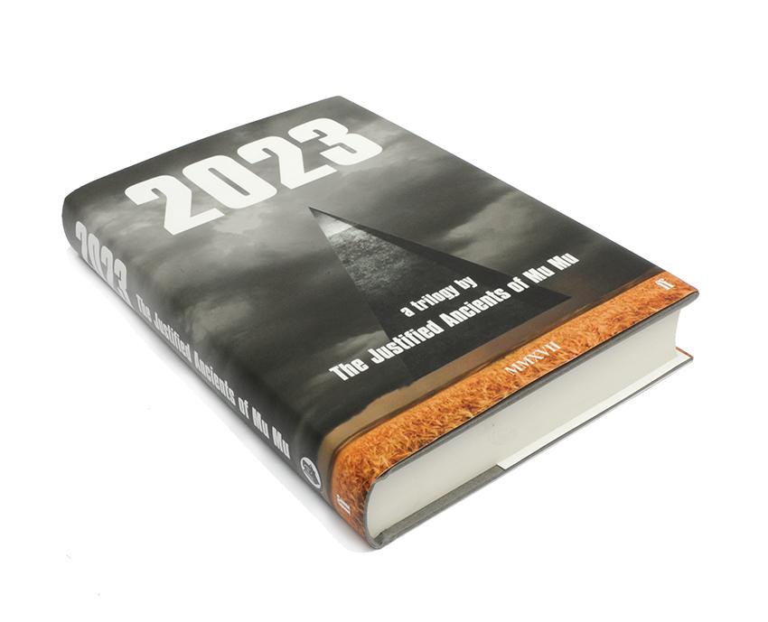 The JAMs 2023 Trilogy book