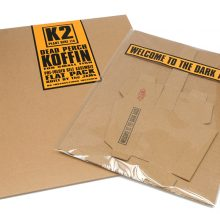 dead perch koffin flatpack with packaging