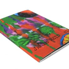 Jamie Reid Eight Fold Year dust-jacket