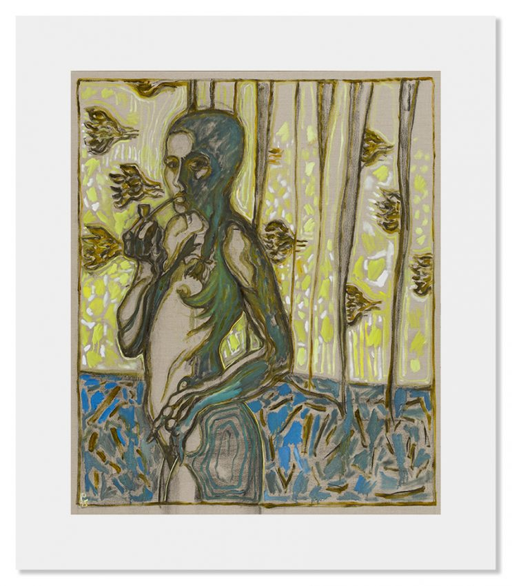 21BillyChildish-juju with pipe