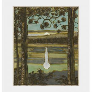 23BillyChildish-painting-moonrise