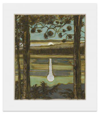 23BillyChildish-painting-moonrise