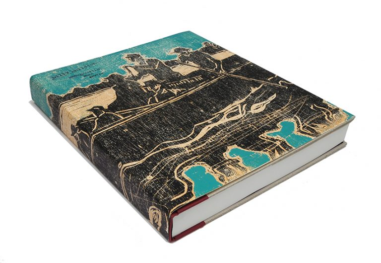 Billy Childish hudson bay furpackers woodcut book front