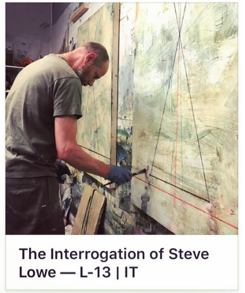 Steve Lowe in the International Times