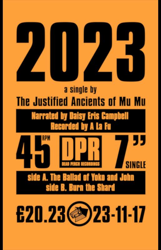 Dead Perch Trailers 1 The JAMs 2023 A Single