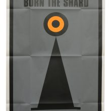 The JAMs Burn The Shard Poster