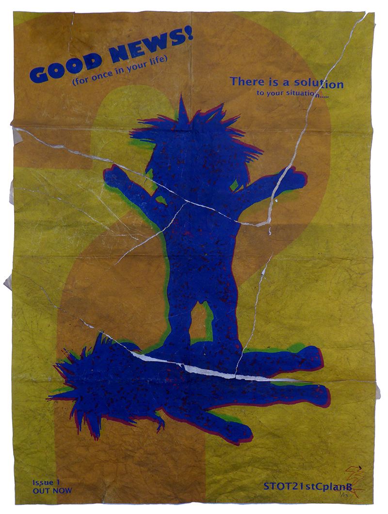STOT21stCplanB_Good_News_torn-up_poster