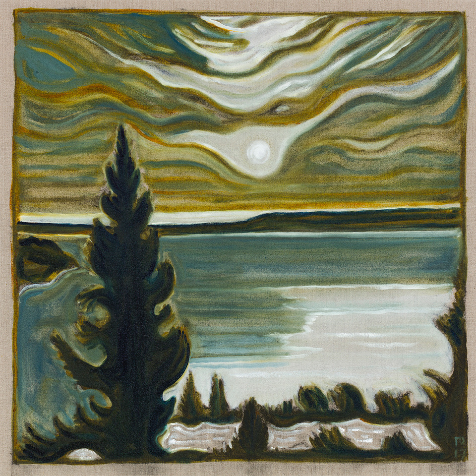 BillyChildish-tree and moon-painting-20180111-76x76-0607