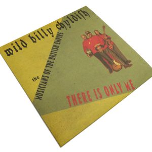 Billy Childish There Is Only Me 1