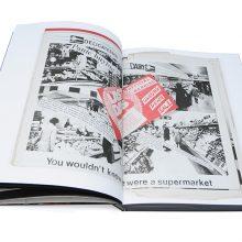 Jamie Reid XXXXX Book page spreads 3