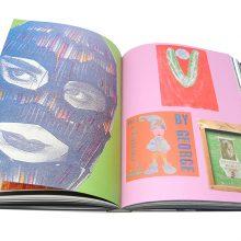 Jamie Reid XXXXX Book page spreads 6