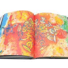 Jamie Reid XXXXX Book page spreads 7