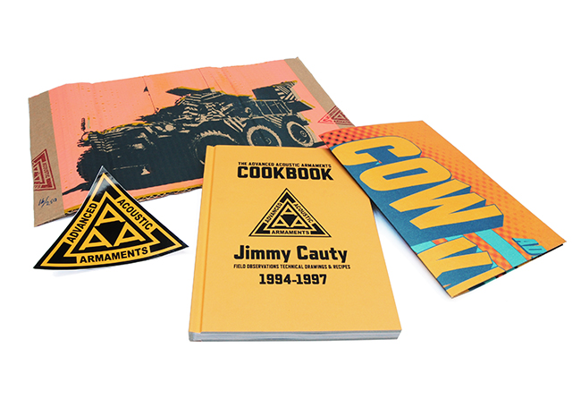Jimmy Cauty AAA book 5