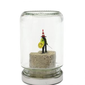 Jimmy Cauty Extension Rebellion Jam Jar 1