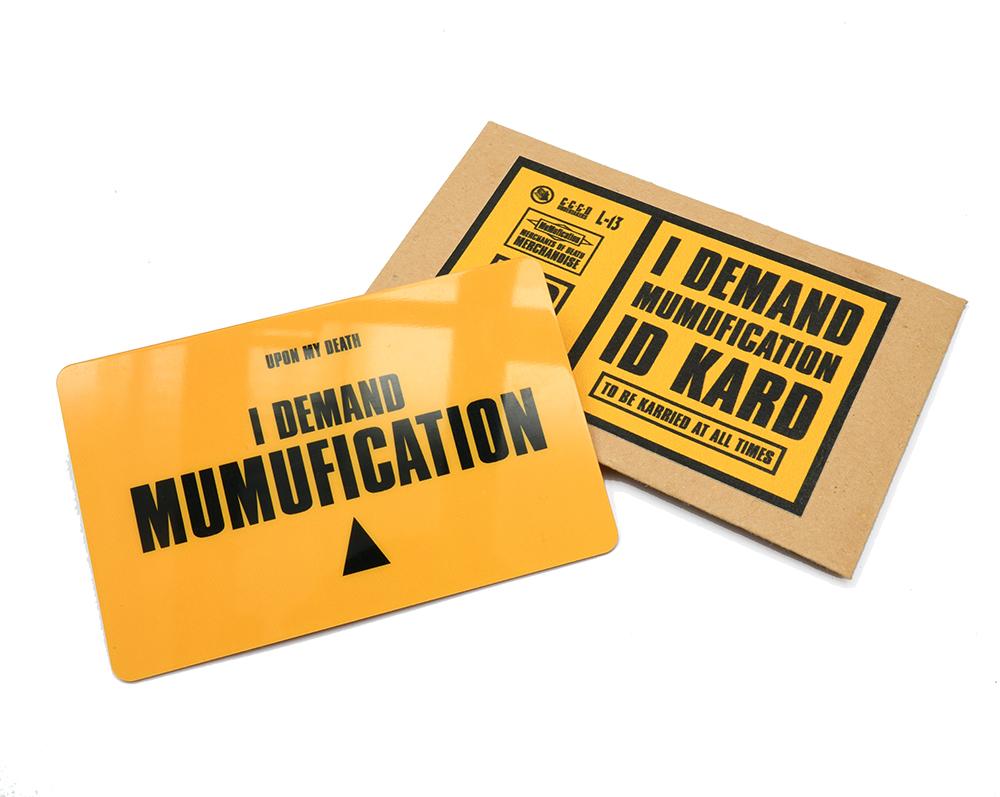 Mumufication Kard 5