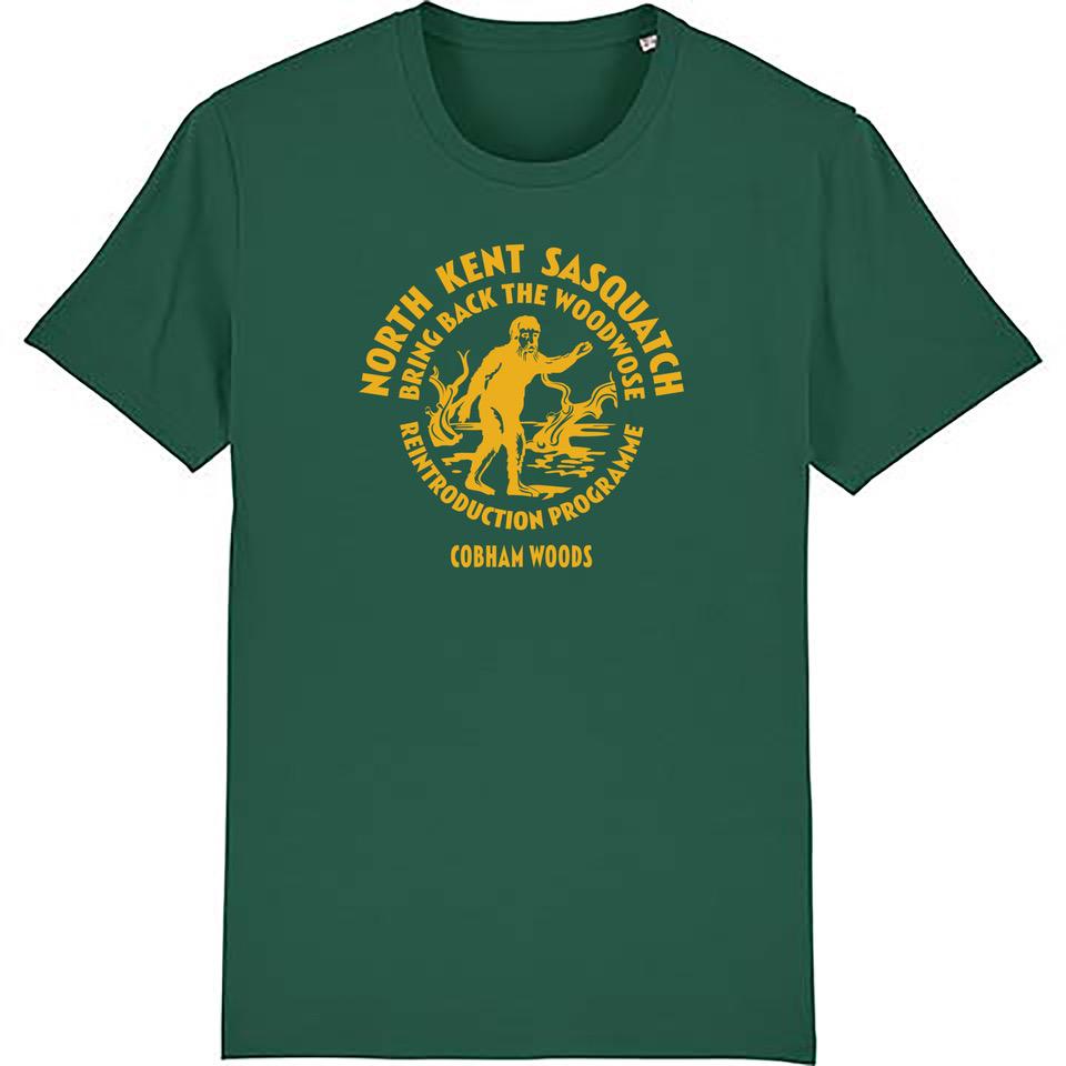 Billy Childish Springbok Woodwose Tshirt