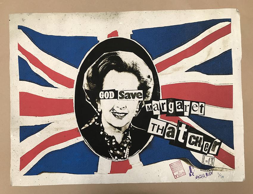 God Save Margaret Thatcher