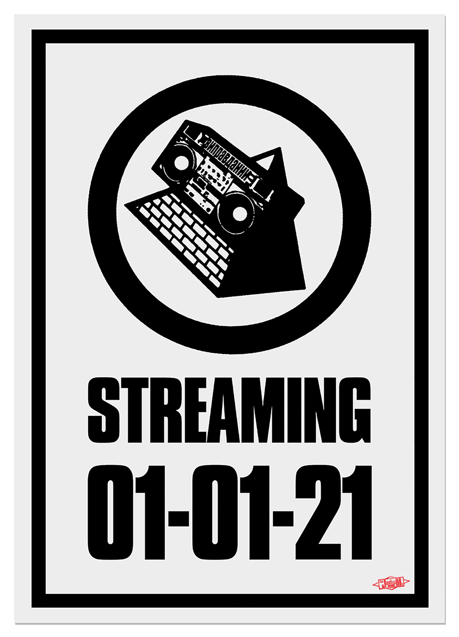 KLF Streaming POSTER A1 for print